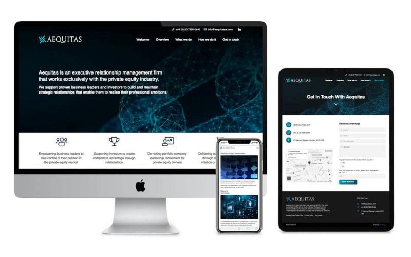 Aequitas Website