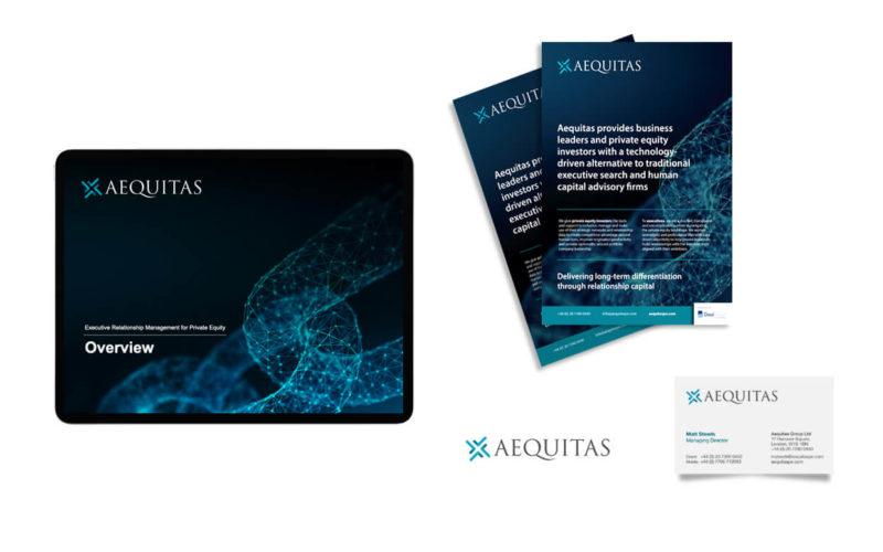 Aequitas Branding