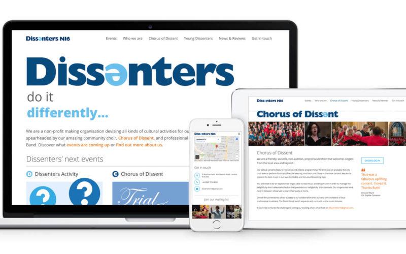 Dissenters Website