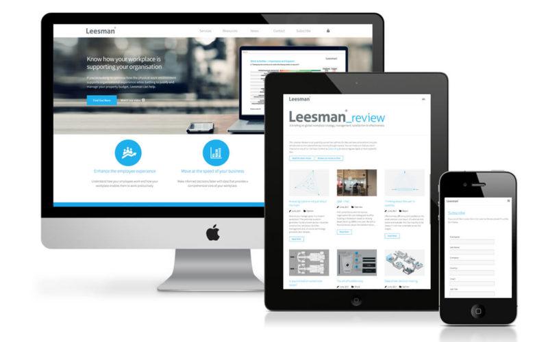 Leesman Index Website
