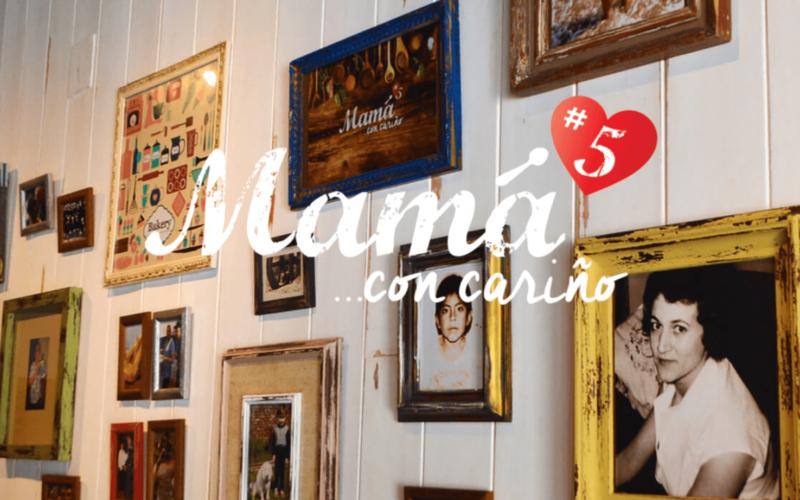 Mama#5 Website
