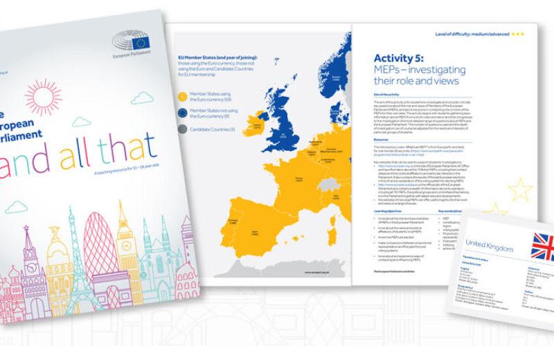 European Parliament – Teaching resource report