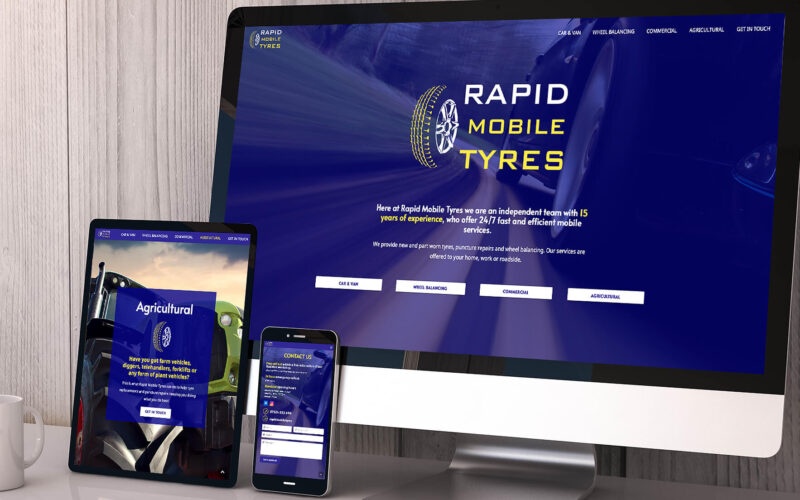 Rapid Mobile Tyres